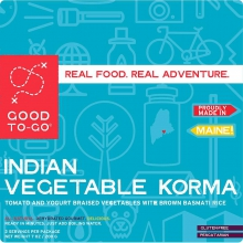 Indian Vegetable Korma by Good To-go