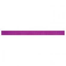 "1""x300' purple tubular webbing by Abc"