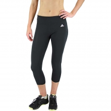 Women's Clima Studio Mid Rise 3/4 Tight by Adidas