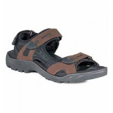 Yucatan Mens Performance Sandal - Bison In Size in Peninsula, OH