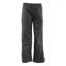 Trabagon Rain Pants - Men's - Black In Size by White Sierra