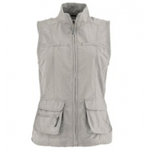 Sierra Point Traveler's Vest - Women's - Caviar In Size by White Sierra