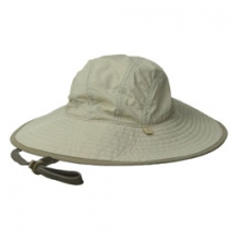 Kool Sun Hat - Unisex - Stone In Size: L-XL by White Sierra