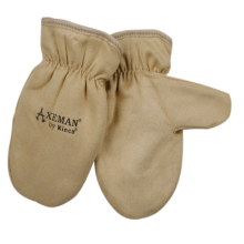 - Axeman Mitten Youth Lined - XX - Tan in Bellingham, WA