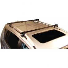 58 in. Universal Cross Rail System Roof Rack by Malone