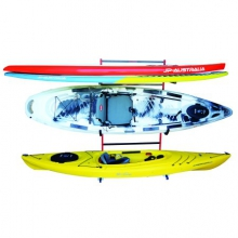 FS Rack 2 Kayak and 2 SUP Storage System by Malone
