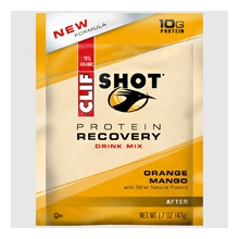 f bar - cliff recovery single serve - Orange by Clif Bar