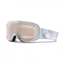 Compass Ski Goggle - Men's - White Icon/Rose Silver