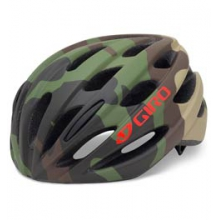 Tempest Cycling Helmet - Kids - Matte Green Camo by Giro in Ashburn Va