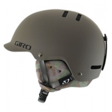 Surface S Ski & Snowboard Helmet - Matte Tank Camo In Size: Small by Giro