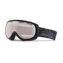 Amulet Ski Goggle Women's - Black Tapestry/Rose Silver