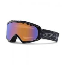 Siren Ski Goggles Women's - Black Porcelain/Persimmon Boost