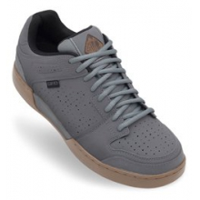 Jacket Bike Shoe - Men's - Grey/Gum In Size: 42