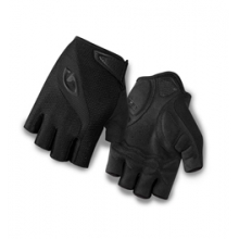 Bravo Cycling Glove - Mono Black In Size: Small