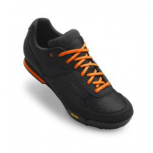 Rumble VR Hybrid Cycling Shoe - Men's - Black/Glowing Red In Size by Giro in Olympia WA