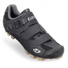 Privateer HV WIDE Cycling Shoe - Black/Gum In Size: 41.5