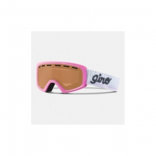 Rev Goggle - Amber Rose Light Pink Notebook Medium