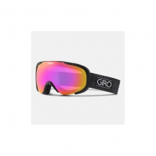 Field Goggle - Amber Pink Black Mini Dots Medium