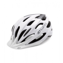 Bishop XL Cycling Helmet - Men's - Matte White/Silver