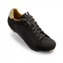 Republic Cycling Shoe - Men's - Black Canvas/Gum In Size