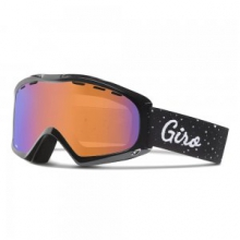 Siren Goggles Women's, Black Hereafter by Giro