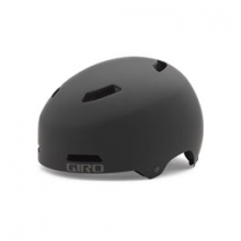 Quarter Bike Helmet - Matte Black In Size
