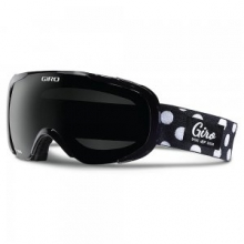 Field Goggle Women's, Black Polka Dot by Giro