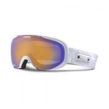 Field Ski Goggle Women's - White Geo/Persimmon Boost by Giro
