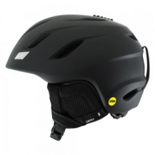 Nine MIPS Helmet, Black Matte, L by Giro