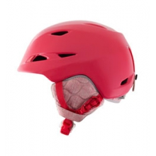 Lure Ski & Snowboard Helmet - Women's - Bright Coral In Size: Small