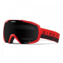 Onset Goggles Adults', Red/Black Slash