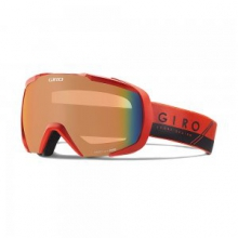Onset Goggles Adults', Red/Black Slash by Giro