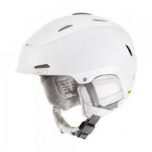 Stellar MIPS Helmet Women's, Matte White Deco, M by Giro