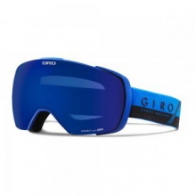 Contact Goggles Adults', Blue/Black Slash by Giro in Ashburn Va