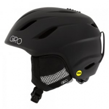 Era MIPS Helmet Women's, Black/Houndstooth, M by Giro