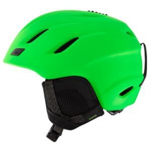 Nine Helmet, Matte Bright Green, S