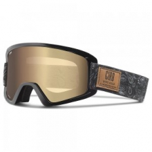 Dylan Goggles Adults', Black Paisley