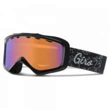Charm Goggles Women's, Black Filigree by Giro