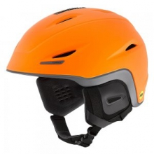 Union MIPS Helmet, Matte Orange, S