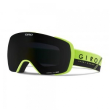 Contact Goggles Adults', Lime/Black Slash