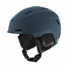 Range MIPS Helmet Adults', Matte Turbulence/Lime, M by Giro