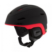 Zone MIPS Helmet Adults', Matte Black/Bright Red, L by Giro