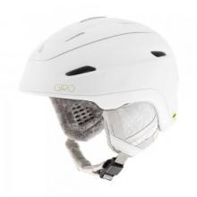 Strata MIPS Helmet Women's, Matte White Deco, S by Giro