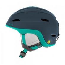 Strata MIPS Helmet Women's, Matte Turbulence/Turquoise, S
