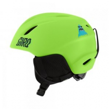 Launch Helmet Kids', Matte Lime Shark Party, XS