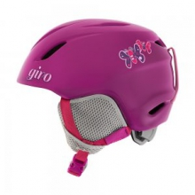 Launch Helmet Kids', Berry Butterflies, XS by Giro