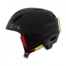 Launch Helmet Kids', Matte Black/Multi, S