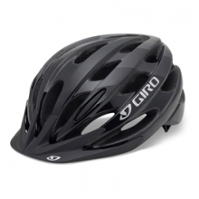 Bishop XL Cycling Helmet - Black/Charcoal