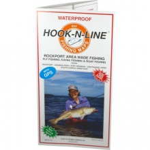Map F130 Rockport Wade Fishing Map (With GPS) by Hook-n-line