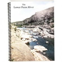 The Lower Pecos River Guide Book in San Antonio, TX